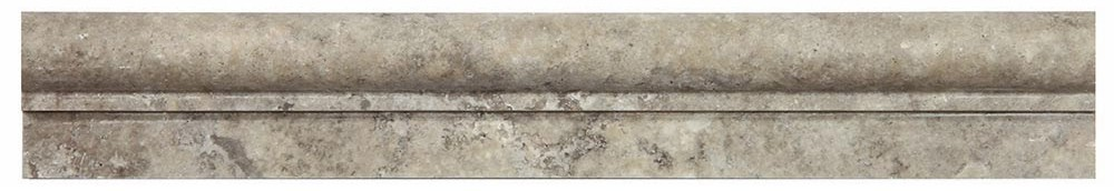 Silver Travertine Profile - OGEE 1