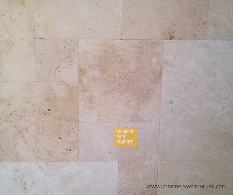Travertine patinato mini set