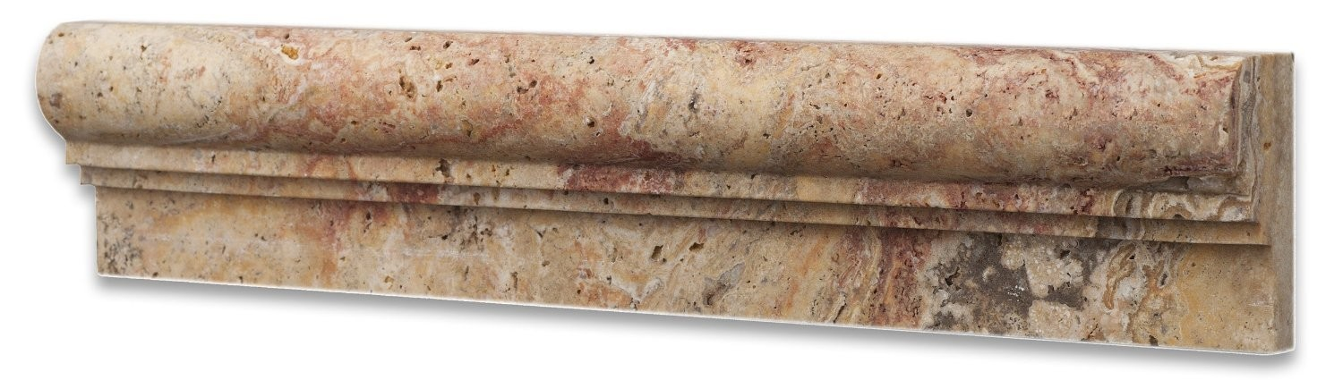 Scabas Travertine Profile - OGEE 2