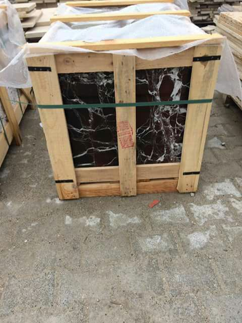 Elazig Cherry Marble Polished
