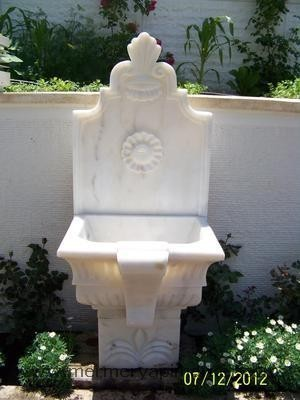 Marble Fountain Model