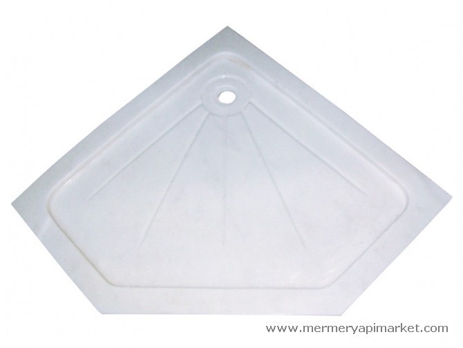 Triangle Shower Tray