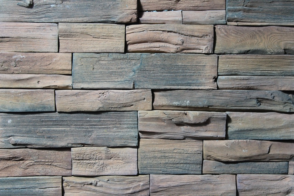 Wood Slate Outdoor Anthracite