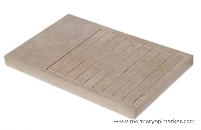 Travertine Shower Tray