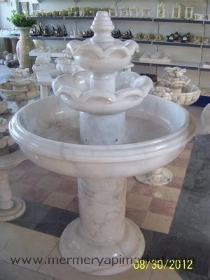 Marble Fountain Pool Type