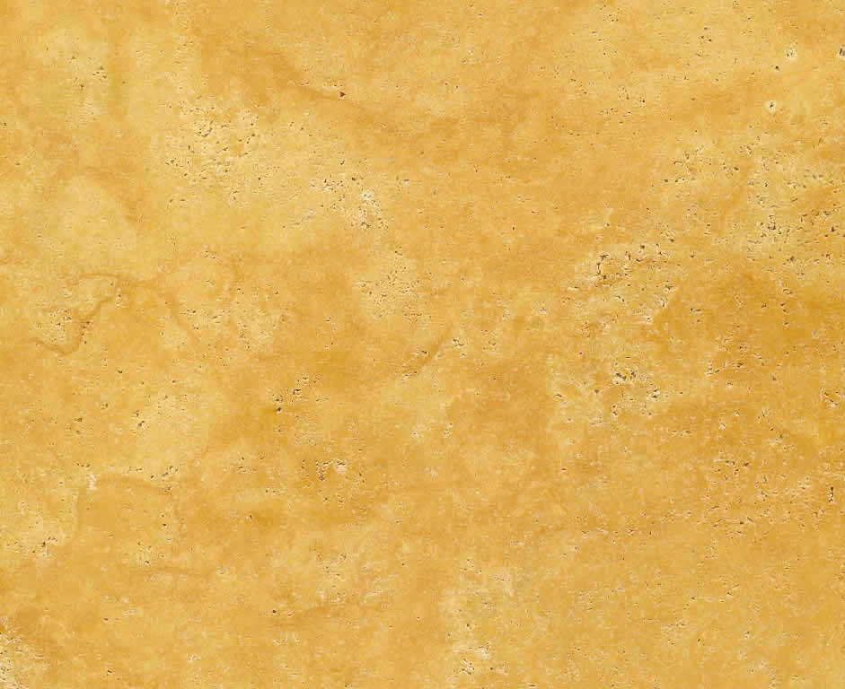 Yellow Travertine Honed - Unfilled