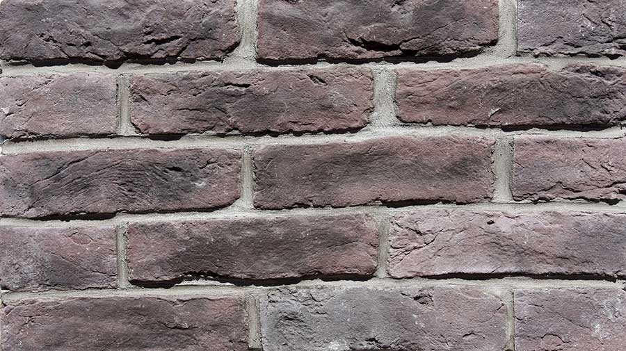 Culture Brick Dark Purple