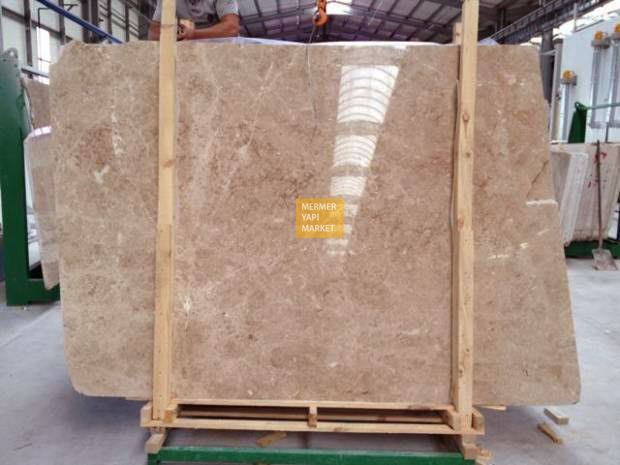 Cappuccino Beige  Marble Slabs