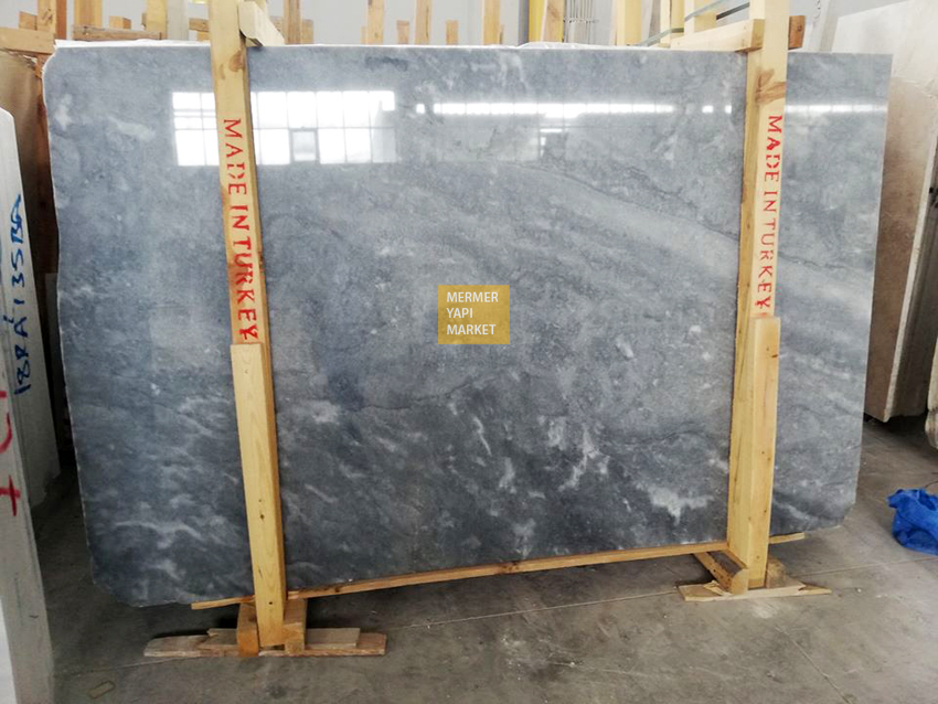 Afyon Gray Marble Slabs
