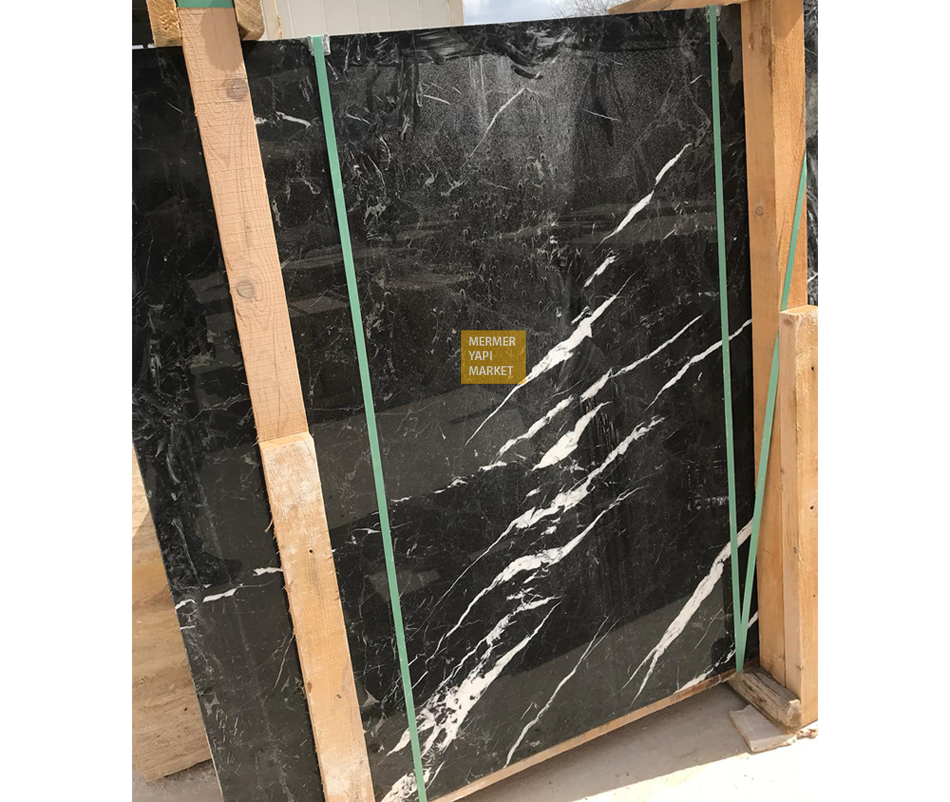 Toros Black Marble Sill - 3 cm Thickness